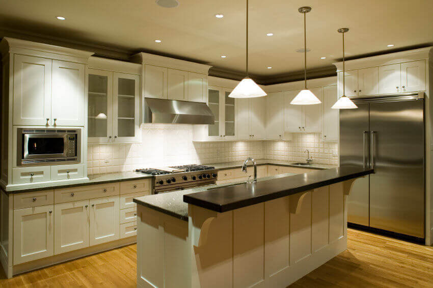 Lighting Options For Your New Kitchen