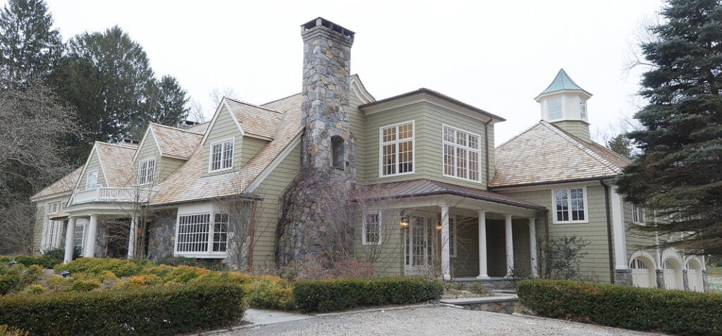 Classic Colonial in Greenwich, CT
