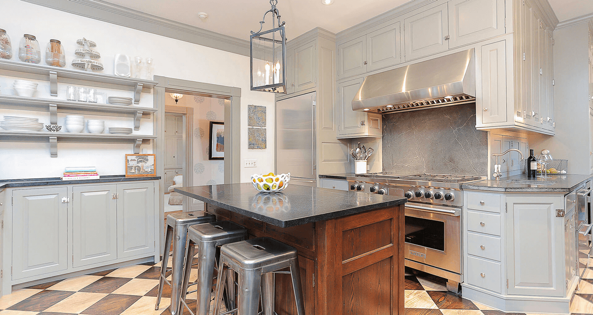 Luxury Kitchen Cabinetry Designs for Your Remodel | Gerety ...