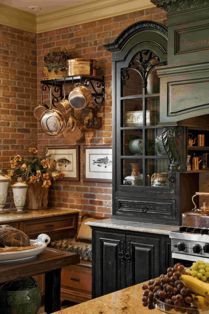 french-country-kitchen-patina-distressed-finish-luxury-remodel-renovation