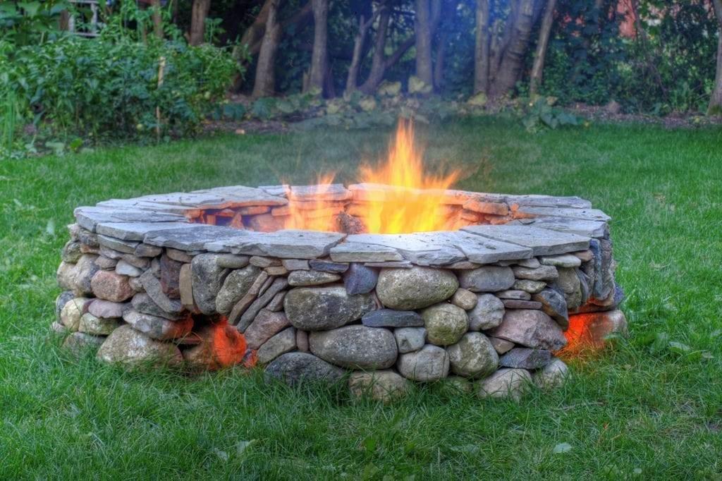 Firepits to Keep You Warm