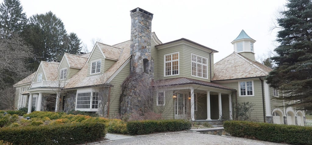 Gerety Building Classic Colonial