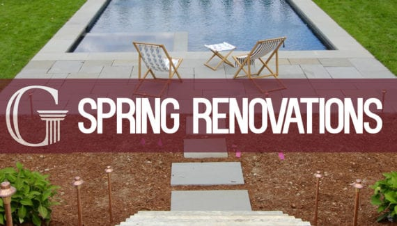 Gerety Spring Renovations